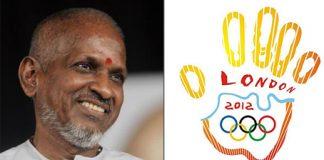 Ilayaraja's song in Olympics 2012
