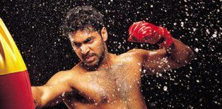 Jayam Ravi as Boxer in Boologam