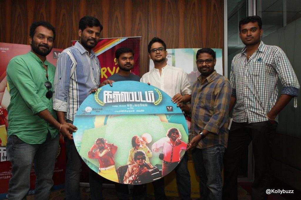 Kallappadam Audio Launch Stills