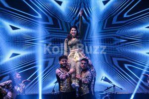 Sunny Leone and Neha Kakkar Live In Chennai Concert Stills