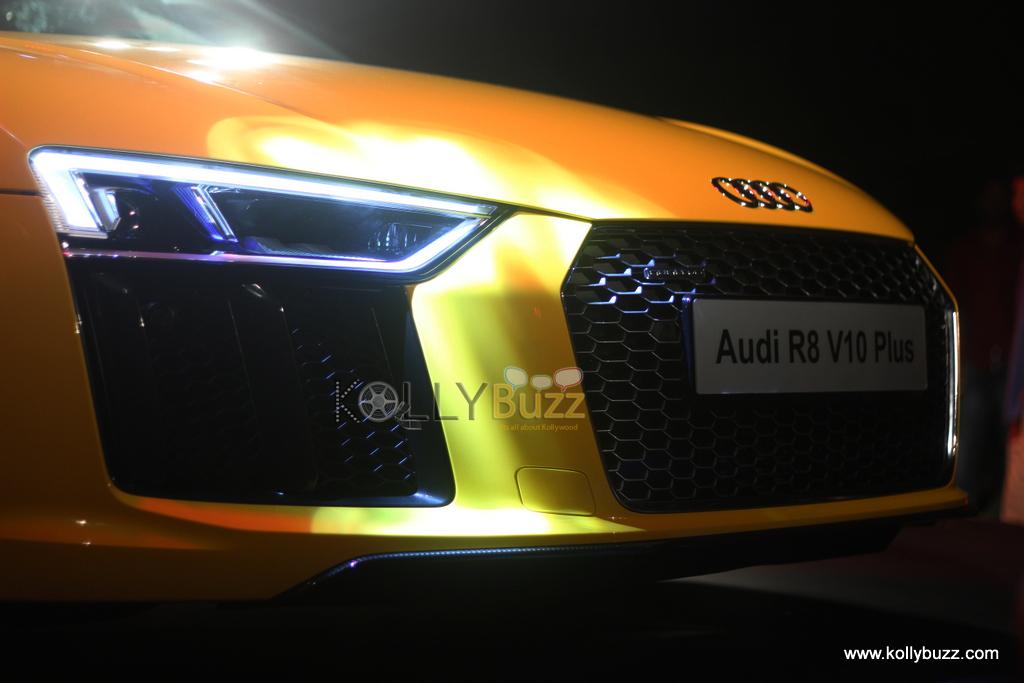 Audi R8 Launch in Chennai
