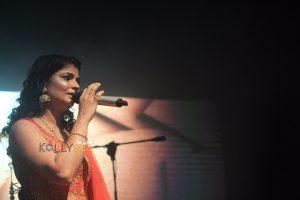 Chinmayi Livein Concert  Stills