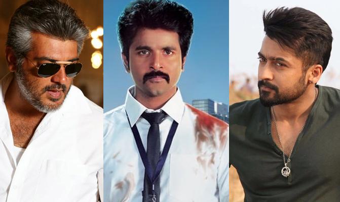 Suriya, Sivakarthikeyan and Ajith Kumar make it together vivegam sun tv singam3 tsk