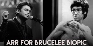 AR Rahman scores music for Bruce Lee biopic