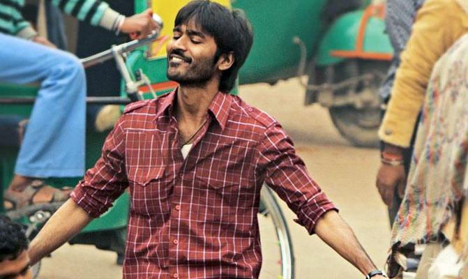 PVR Cinemas claps Dhanush Hindi flick