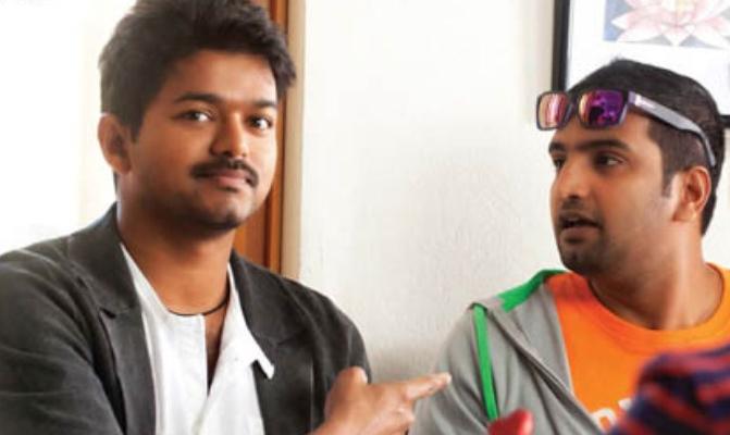 Santhanam's cameo in Vijay's Mersal?