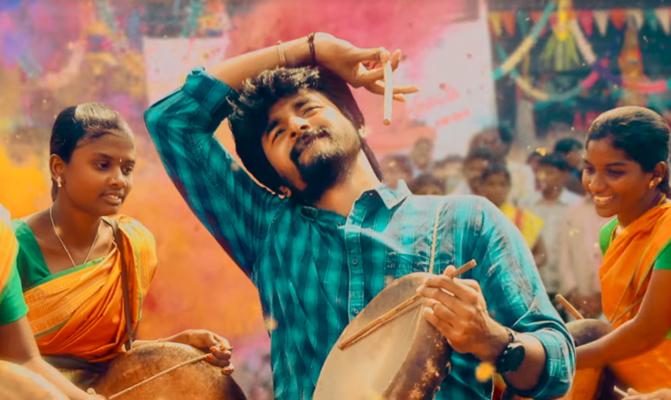 The Teaser of Velaikkaran first single Released