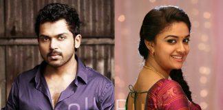 Karthi romances Keerthy Suresh in Pandiraj fil