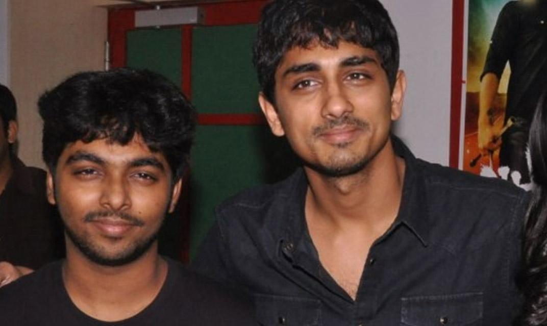 Sasi, Siddarth and GV Prakash film titled Rettai Kombu