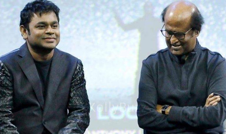 AR Rahman brings Endhiran climax to 2.0 audio launch
