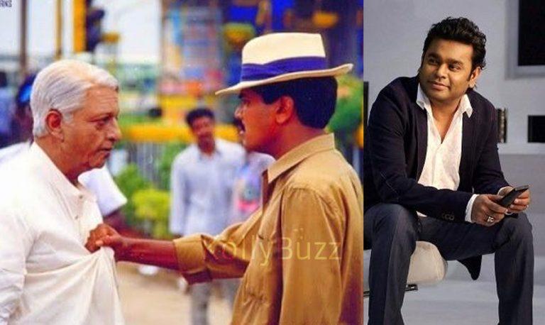 AR Rahman to follow Anniyan & Nanban for Indian 2?