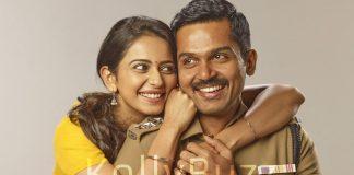 Karthi to romance Rakul Preet second time directed by Rajath Ravishankar