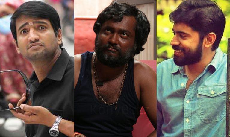 Santhanam, Nivin Pauly and Bobby Simha on clash