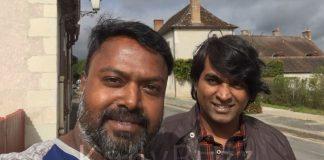 Shooting of Vijay Sethupathi Junga begins in Paris