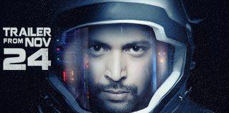 Jayam Ravi Tik Tik Tik trailer from November 24
