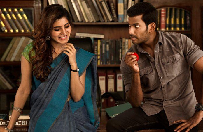 IrumbuThirai Movie Stills
