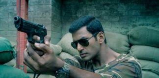 IrumbuThirai Official Teaser , Vishal, Samantha, Arjun, IrumbuThirai, IrumbuThirai Teaser,