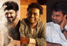AR Rahman onboard for Vijay - AR Murugadoss film Vijay 62