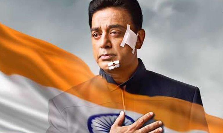 Kamal Haasan dubs for Vishwaroopam 2