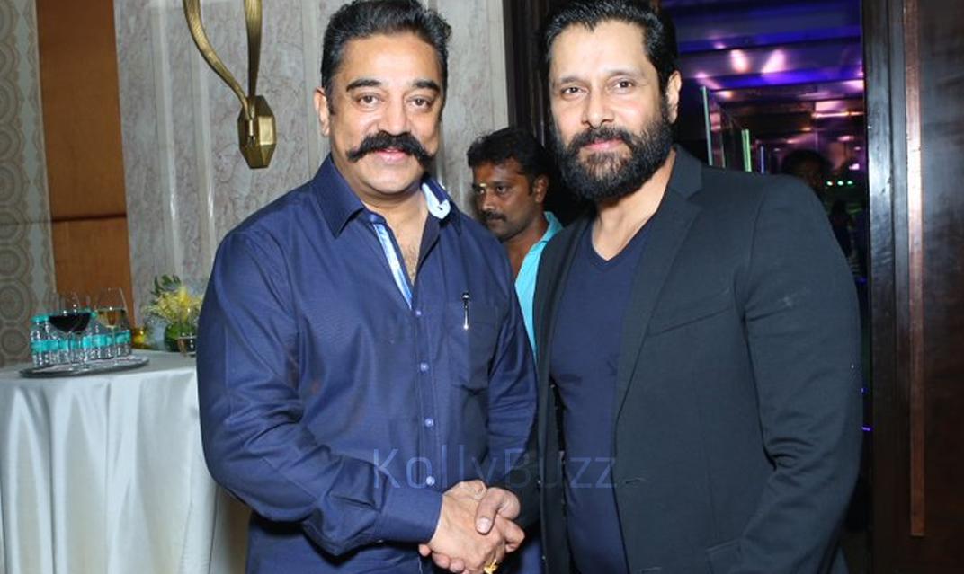 Kamal Haasan to produce Chiyaan Vikram next, Rajesh M Selva