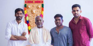 Maari 2 gets Maestro Ilayaraja to flag off musically, Maari 2, Ilayaraja, Yuvan Shankar Raja, Dhanush, Sai Pallavi