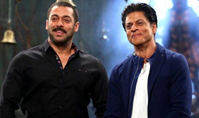 Shahrukh Khan and Salman Khan in Vikram Vedha remake?