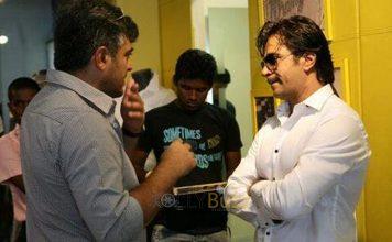 Arjun teams up with Ajith Kumar in Viswasam, Director Siva, D Imman, Action King Arjun Viswasam