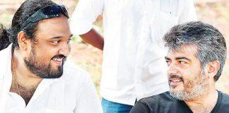 RK Suresh joins Ajith Kumar's Viswasam