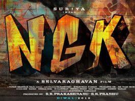 Suriya 36 titled as NGK, selvaraghavan