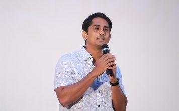 Siddarth angry Yuvan Shankar Raja fans Peranbu audio