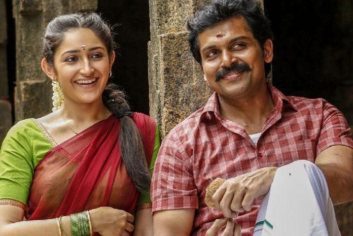 Karthi, Sayyeshaa starrer Kadaikutty Singam movie review, Priya Bhavani Shankar, D Imman, Kadaikutty singam review