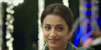 Trisha walks out of Udhayanidhi Stalin film?