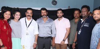 Kamal Haasan-Chiyaan Vikram film release for Christmas?