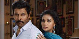 Saamy Square Movie Review, Chiyaan Vikram, Devi sri prasad, Keerthy Suresh, Hari