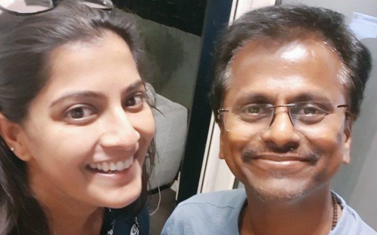 Varalaxmi Sarathkumar completes dubbing for Sarkar