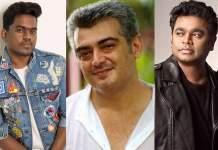 AR Rahman-Yuvan Shankar-Ajith: Fan mad(e) mania on social media