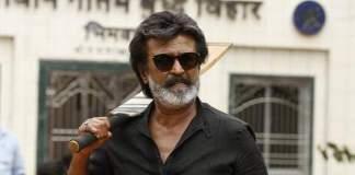 Rajinikanth utters Petta punch dialogue at Chennai airport