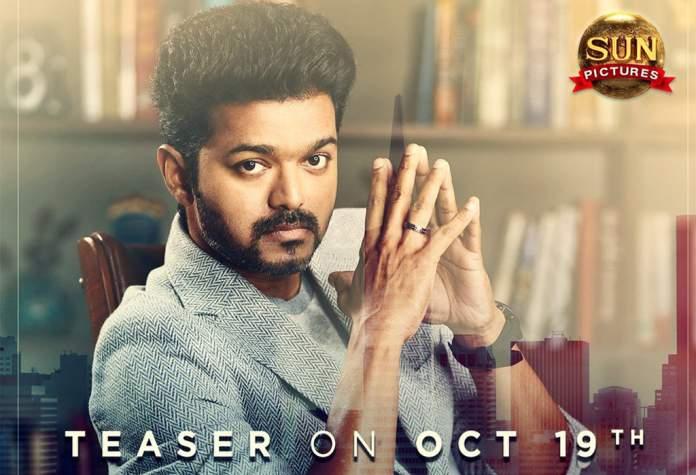 Sarkar Teaser release scheduled for October 19