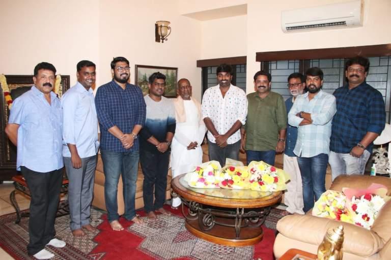 Vijay Sethupathi-Yuvan Shankar Raja-Seenu Ramasamy film movie launched