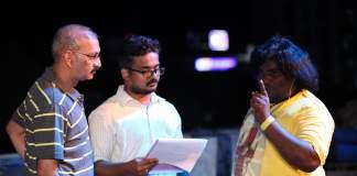 Yogi Babu steps on for a cameo in Jyotika's Kaatrin Mozhi