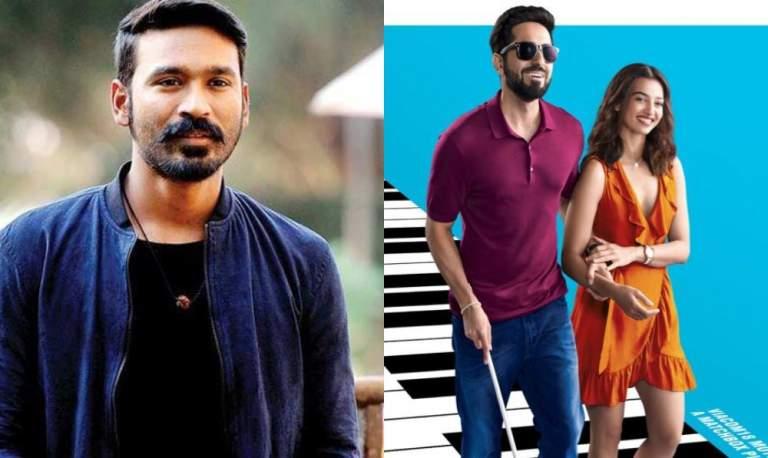 Dhanush to remake Bollywood movie AndhaDhun?