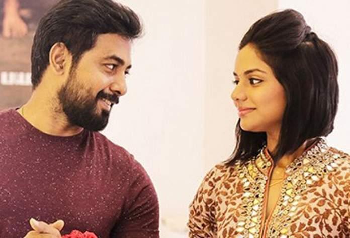 Aari-Aishwarya Dutta movie titled Aleka