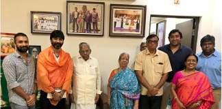 Dhanush's next two films official announcement