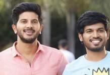 Dulquer Salmaan's strict condition for Vijay TV Rakshan