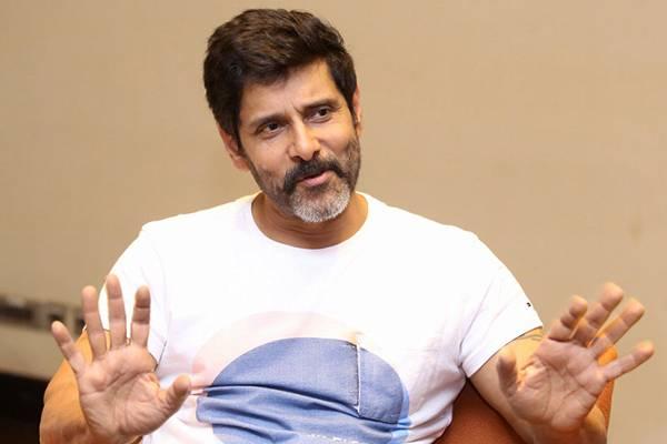 Vikram's next film with Imaikka Nodigal fame Ajay Gnanamuthu