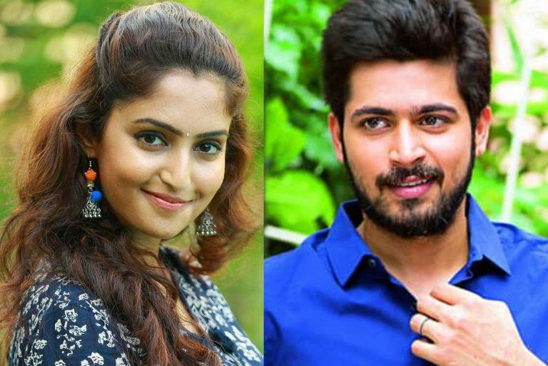 Harish Kalyan gets Reba Monica John for Dhanusu Raasi Neyargale