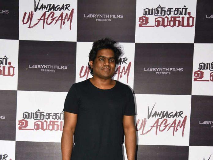 Yuvan Shankar Raja signs up for Vishal's new project