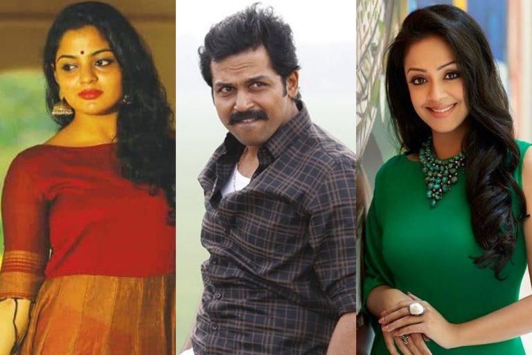 Nikila Vimal joins Karthi – Jyothika film directed by Jeethu Joseph